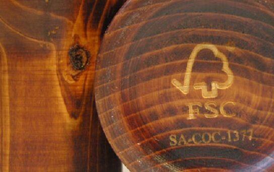 FSC - certified product